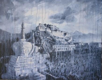 Sheng Qi, Grey Tibet, 2011