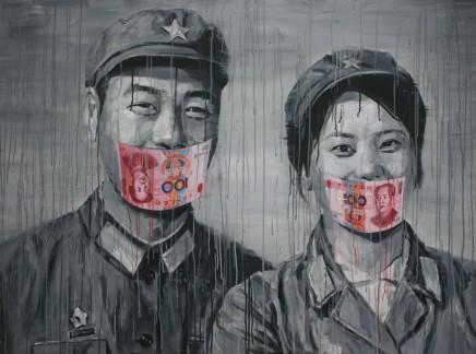Sheng Qi, Revolutionary Partners, 2013