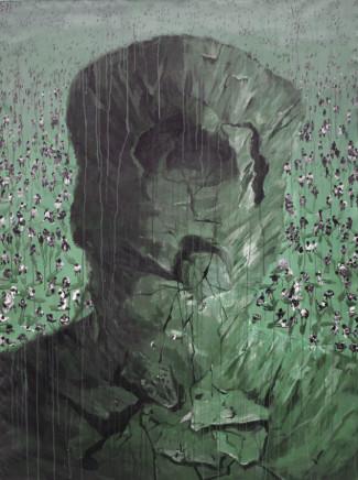 Sheng Qi, Green Hole, 2011