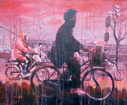 Sheng Qi, Sunrise, 2007