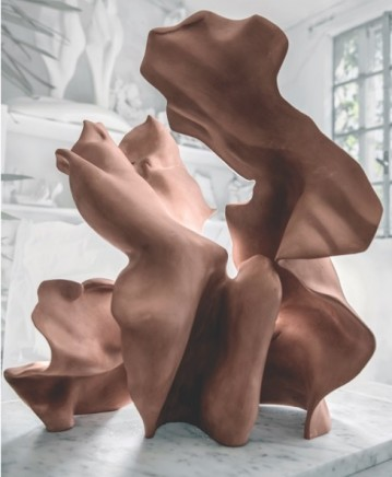 Helaine Blumenfeld, Taking Risks, 2016