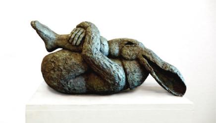 Sophie Ryder, Upsidedown Kneeling