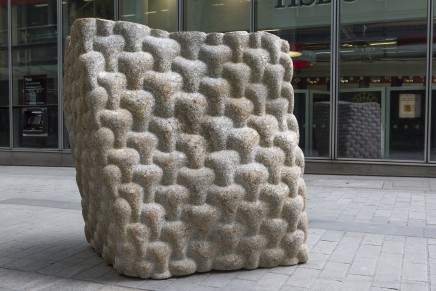 Peter Randall Page, Envelope of Pulsation, 2017