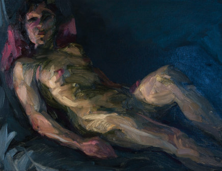 Alan McGowan, Reclining Figure