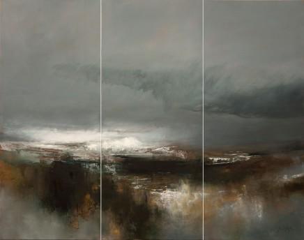 Kirstie Cohen, Grey Sky, 2016