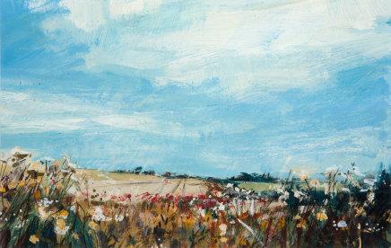 Sarah Carrington, Field and Flowers