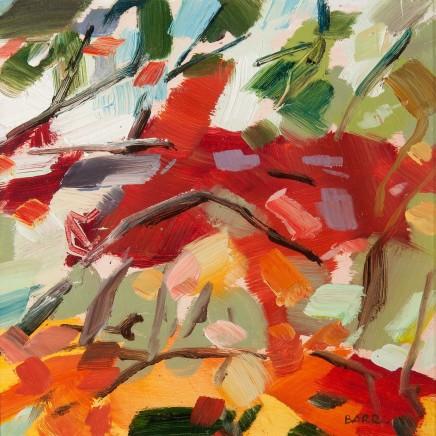 Shona Barr, Autumn Leaves (study)