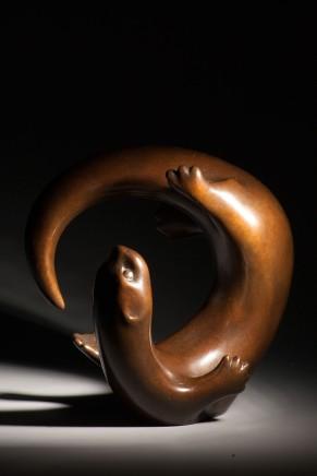 Laurence Broderick, Sandaig Otter maquette iii