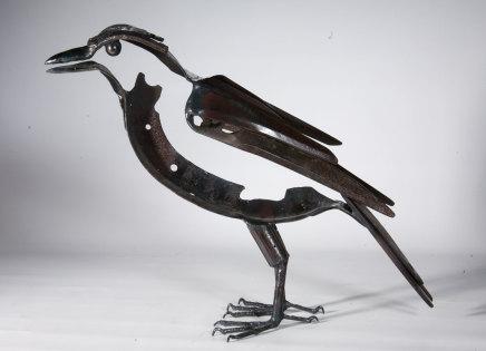 Helen Denerley, Hooded Crow