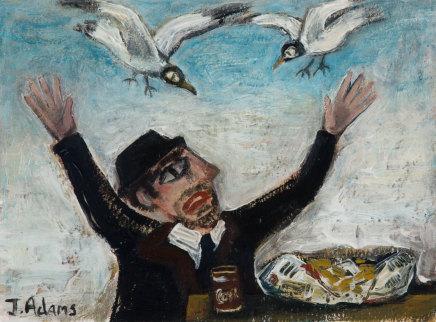 James Newton Adams, The Harpies