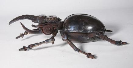 Helen Denerley, Rhinoceros Beetle ii
