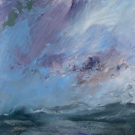 Janette Kerr, Cold Day - northerly winds, Brindister
