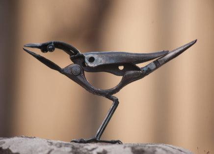 Helen Denerley, Small Bird ii