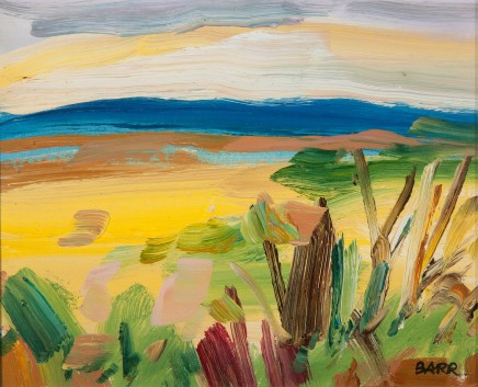 Shona Barr, Lush Field (study)