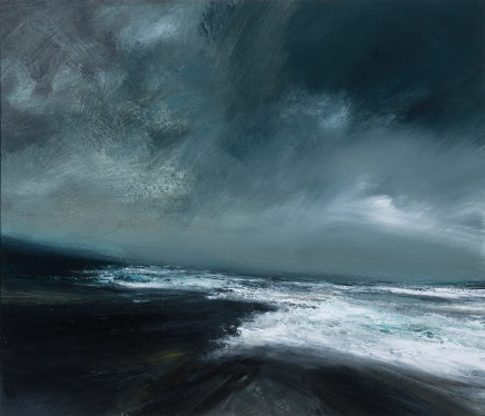 Ruth Brownlee, East Yell Storm Sea