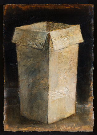 Peter White, box, 2014