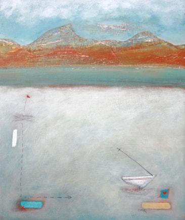 Sian MacQueen rsw, Early Passage, Jura