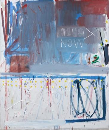 Sebastian Helling, Untitled (Blue), 2014