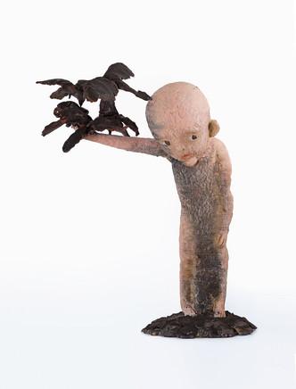 Tommi Toija, Boy with Birds, 2014
