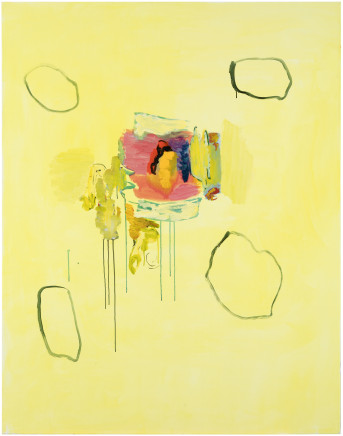 Markus Konttinen, The Eye of Yellow, 2016