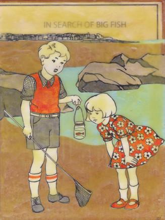 Ann Winder-Boyle, In Search of Big Fish, 2017