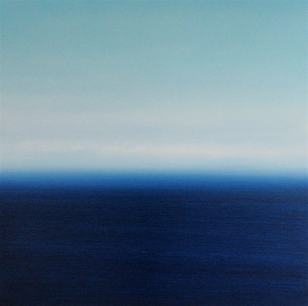 Martyn Perryman, Blue Tranquility St Ives 4, 2017