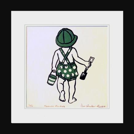 Ann Winder-Boyle, Beach Baby, 2014