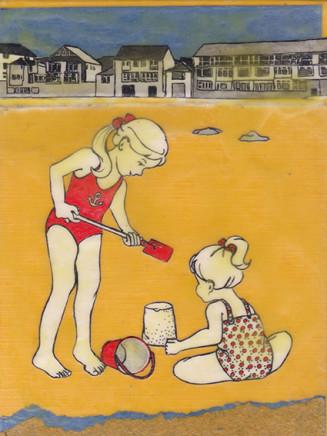 Ann Winder-Boyle, The Sandcastle Girls, 2017