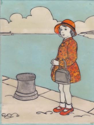 Ann Winder-Boyle, An Afternoon Stroll, 2016