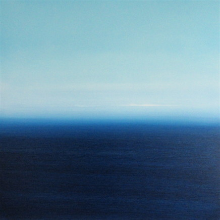 Martyn Perryman, Blue Tranquility St Ives 5, 2017