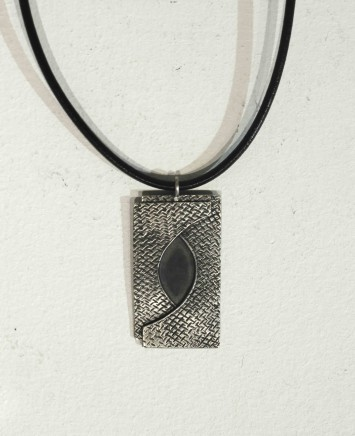 Helen Feiler, Double Layer, Square Pendant