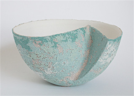 Clare Conrad, Bowl with Inset, 2017