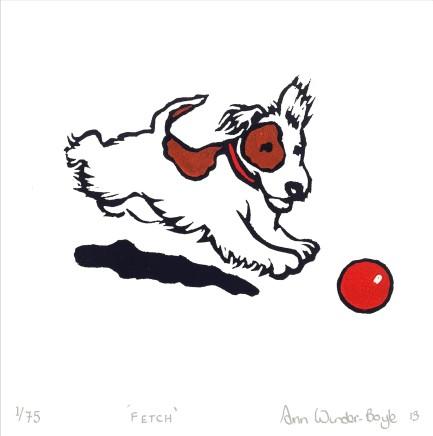 Ann Winder-Boyle, Fetch, 2013