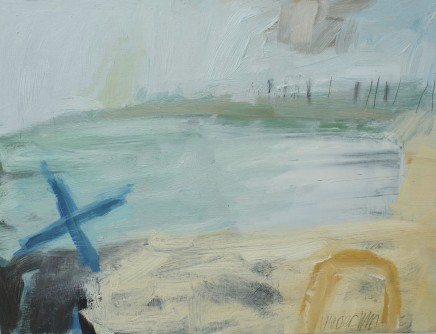 Craig Underhill, Across the Bay, 2016