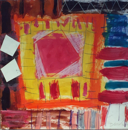 Sandra Blow RA, Untitled, 2002