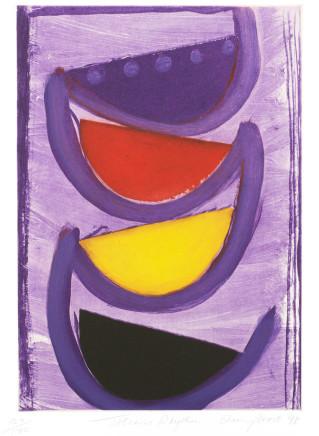 Sir Terry Frost RA, Tolcarne Rhythm, 1998