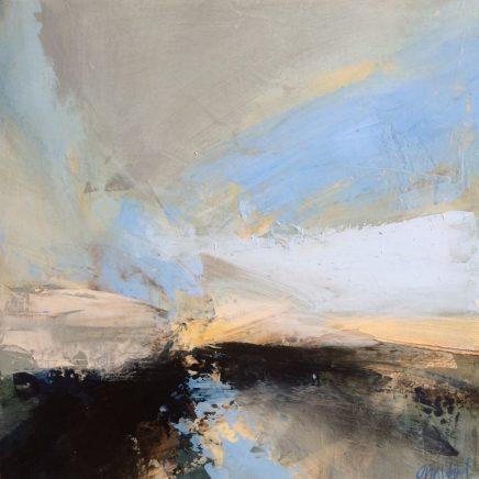 Erin Ward, Sunset Reflection, 2017