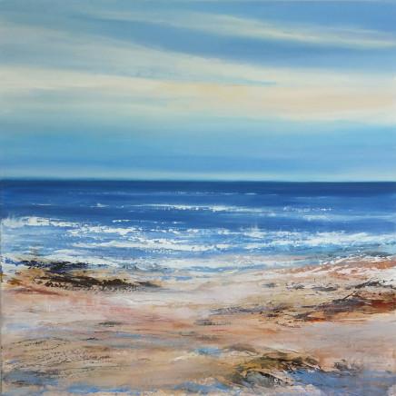 Joanne Last, Summer Seas, 2017