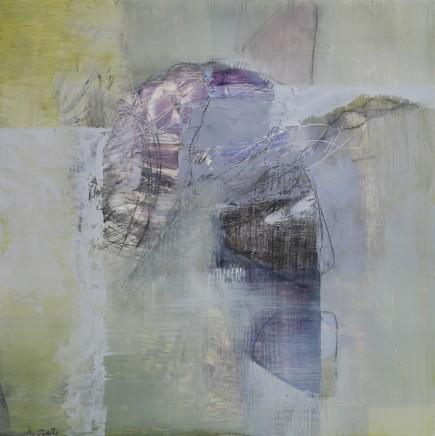 Masako Tobita, Zennor is Purple, 2017