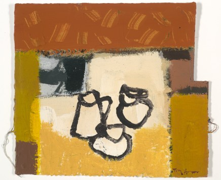Tony Scrivener, Late Tea, 2014