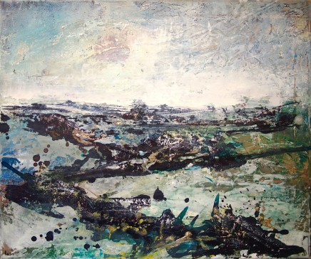 Peter Kettle, TWILIGHT OVER THE FIELDS