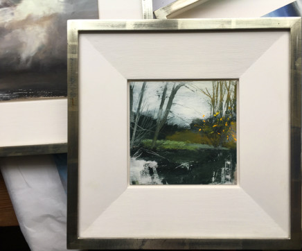 Kieran Stiles, Mill Lane Pond, 2017