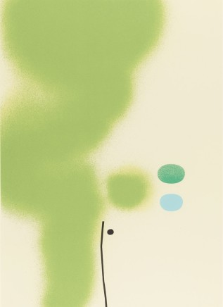Victor Pasmore, Untitled 6, 1990