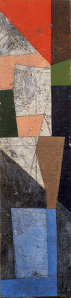Bryan Ingham, Untitled - Abstract