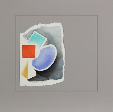 William Tillyer, Fragment, 2015