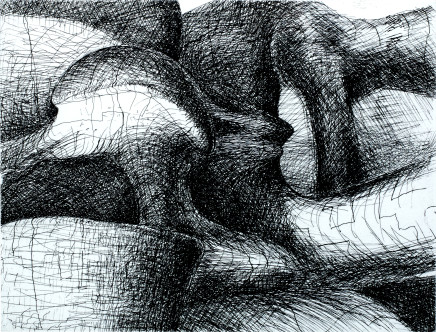 Sir Henry Moore O.M., C.H., Imaginary Prisons, 1969/70