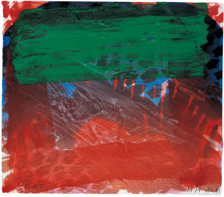 Howard Hodgkin, Strictly Personal, 2001