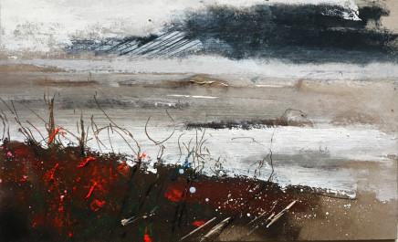 Kieran Stiles, Towards Beady Pool, 2017