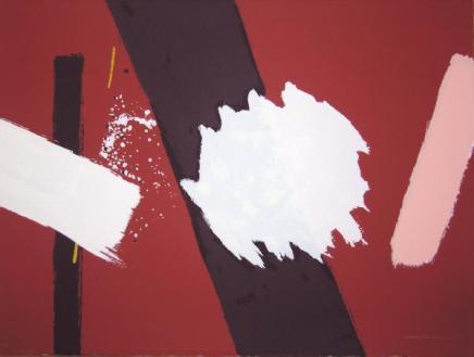 Wilhelmina Barns-Graham, Earth Series V, 2002