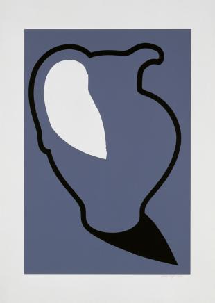 Patrick Caulfield, Large Jug, 1983